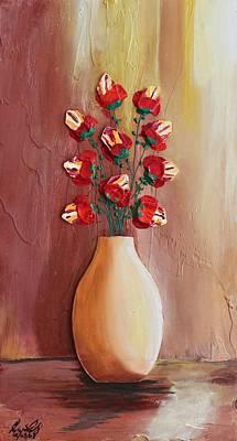 Painting - Acrylic 3d Msc 016 by Mario Sergio Calzi