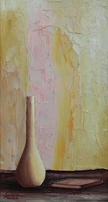 3d Painting - Acrylic 3d Msc 024  by Mario Sergio Calzi
