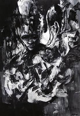 Actions Of Desperate Men Original by Jeff Klena