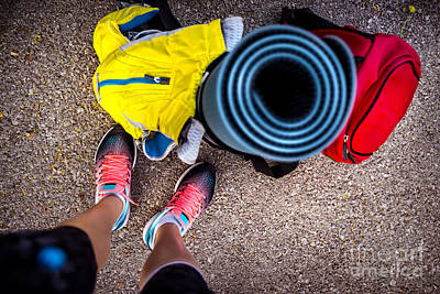 Photograph - Active Lifestyle Concept by Anna Om