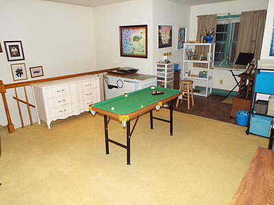 Photograph - Activity Room by Kathern Welsh