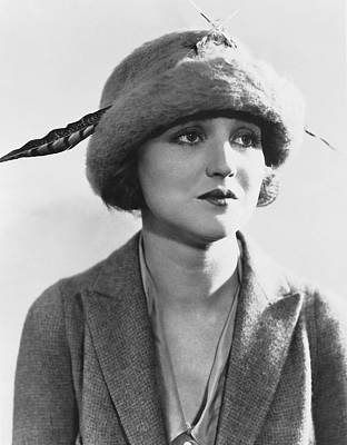Movie Star Photograph - Actress Agnes Ayres by Underwood Archives