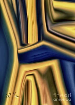 Digital Art - Ad Acta by Leo Symon