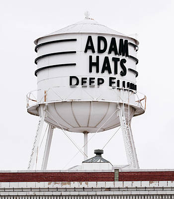 Adams Hats Deep Ellum Texas 061818 Art Print