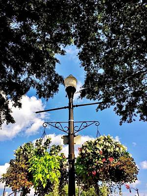 Photograph - Adamson Square by Eileen Brymer