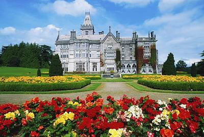 Springtime Photograph - Adare Manor Golf Club, Co Limerick by The Irish Image Collection