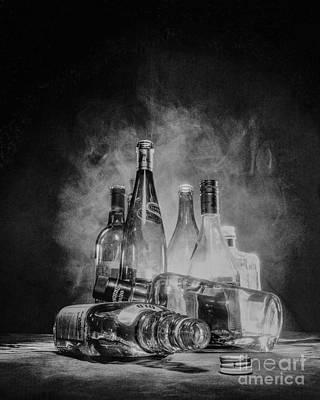 Photograph - Addiction #1 by Hans Janssen