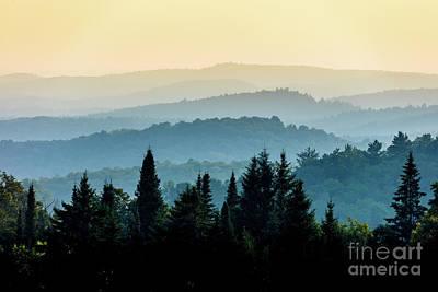 Photograph - Addington Highlands by Roger Monahan