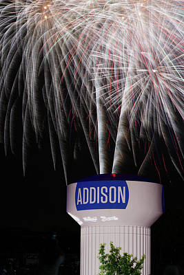 Photograph - Addison Kaboom Town 070918 by Rospotte Photography