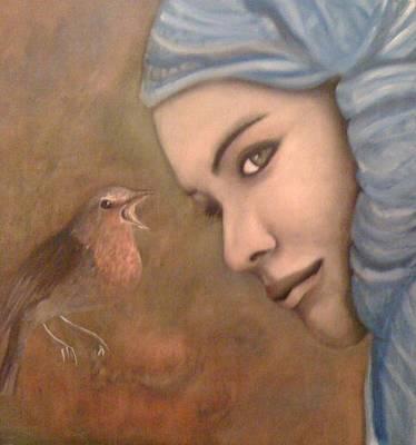 Painting - Adel by Gyorgy Szilagyi