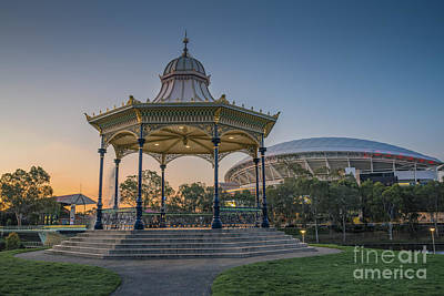 Photograph - Adelaide Dusk by Ray Warren