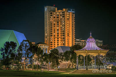 Photograph - Adelaide Riverfront by Ray Warren