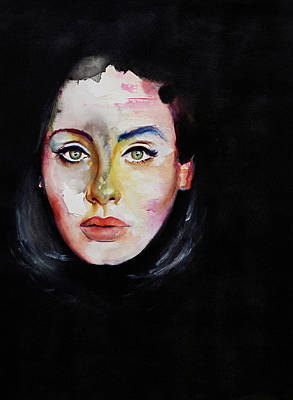 Adele Mixed Media - Adele 25 by Ramiro Collazo More