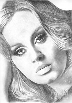 Adele Original by Karen  Townsend
