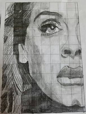 Adele Drawing - Adele by Tyler Patterson