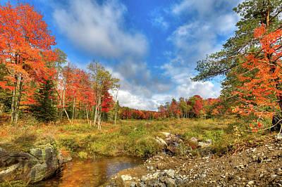 Photograph - Adirondack Autumn by David Patterson
