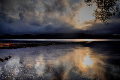 Photograph - Adirondack Calm by Emily Stauring
