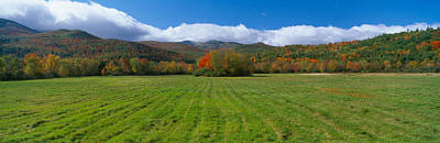 Adirondack Mountains, Upper State New Art Print by Panoramic Images