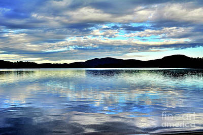 Photograph - Adirondack Rising by Third Eye Perspectives Photographic Fine Art