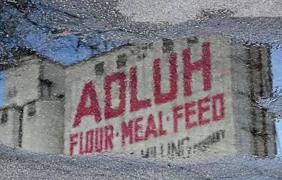 Photograph - Adluh Flour -- 03/25/2012 Flipped by Joseph C Hinson Photography