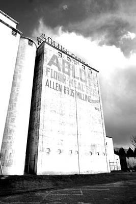 Photograph - Adluh Flour 11  by Joseph C Hinson Photography