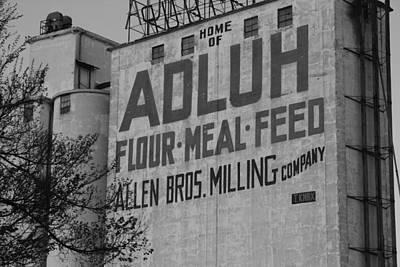 Photograph - Adluh Flour 2012 A by Joseph C Hinson Photography