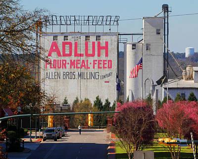 Photograph - Adluh Flour 2013 A by Joseph C Hinson Photography
