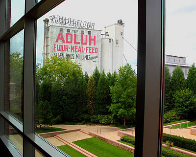 Photograph - Adluh Flour -- Sept. 5, 2011 by Joseph C Hinson Photography
