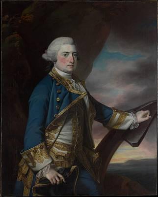 Admiral Harry Paulet 1719201794 Sixth Duke Of Bolton Original
