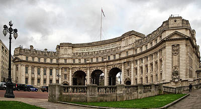 Photograph - Admiralty Arch by Shirley Mitchell