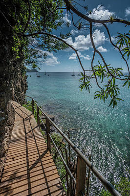 Photograph - Admiralty Bay by Gary Felton