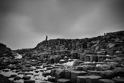 Photograph - Admiring The Causeway by Alex Leonard