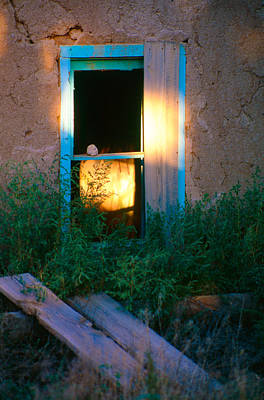 A2 Photograph - Adobe Ruin Ranchos De Taos Nm by Troy Montemayor