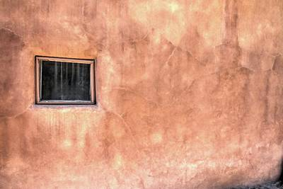 Photograph - Adobe Wall by Nadine Berg
