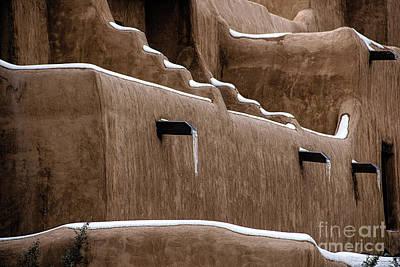 Photograph - Adobe Walls by Jon Burch Photography