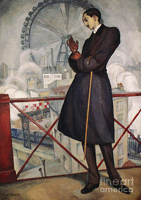 Adolfo Best-maugard Art Print by Granger