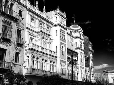 Photograph - Adriatic Building by John Rizzuto
