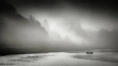 Photograph - Adrift by Don Schwartz