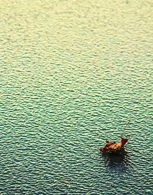 Adrift In A Sea Of Ennui Art Print