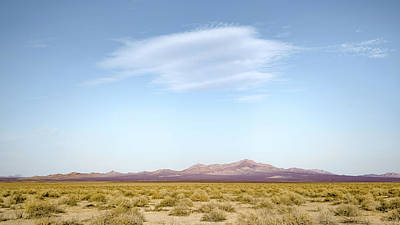 Photograph - Adrift In The Mojave by Alexander Kunz