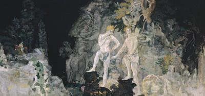 Painting - Adventure by Arthur Bowen Davies