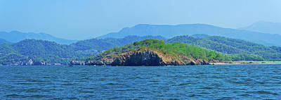 Photograph - Aegean Coastline by Sun Travels