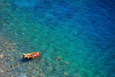 Photograph - Aegean Sea by Songquan Deng