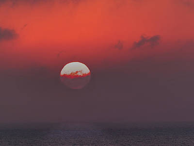 Photograph - Aegean Sunrise 2 by S Paul Sahm