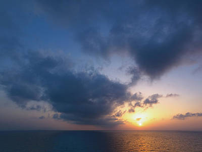 Photograph - Aegean Sunrise 4 by S Paul Sahm