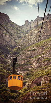 Photograph - Aeri De Montserrat by RicharD Murphy