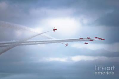 Photograph - Aerial Acrobatics by Terri Waters