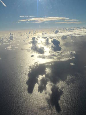 Photograph - Aerial  by Paulo Zerbato