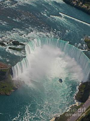 Aerial View Of Horseshoe Falls Original
