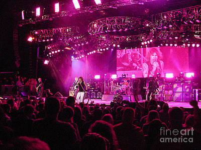 Aerosmith Photograph - Aerosmith-00192 by Gary Gingrich Galleries